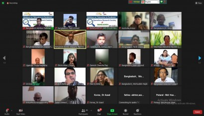 ORSOB's International Web Discussions on Education in Pandemic Held